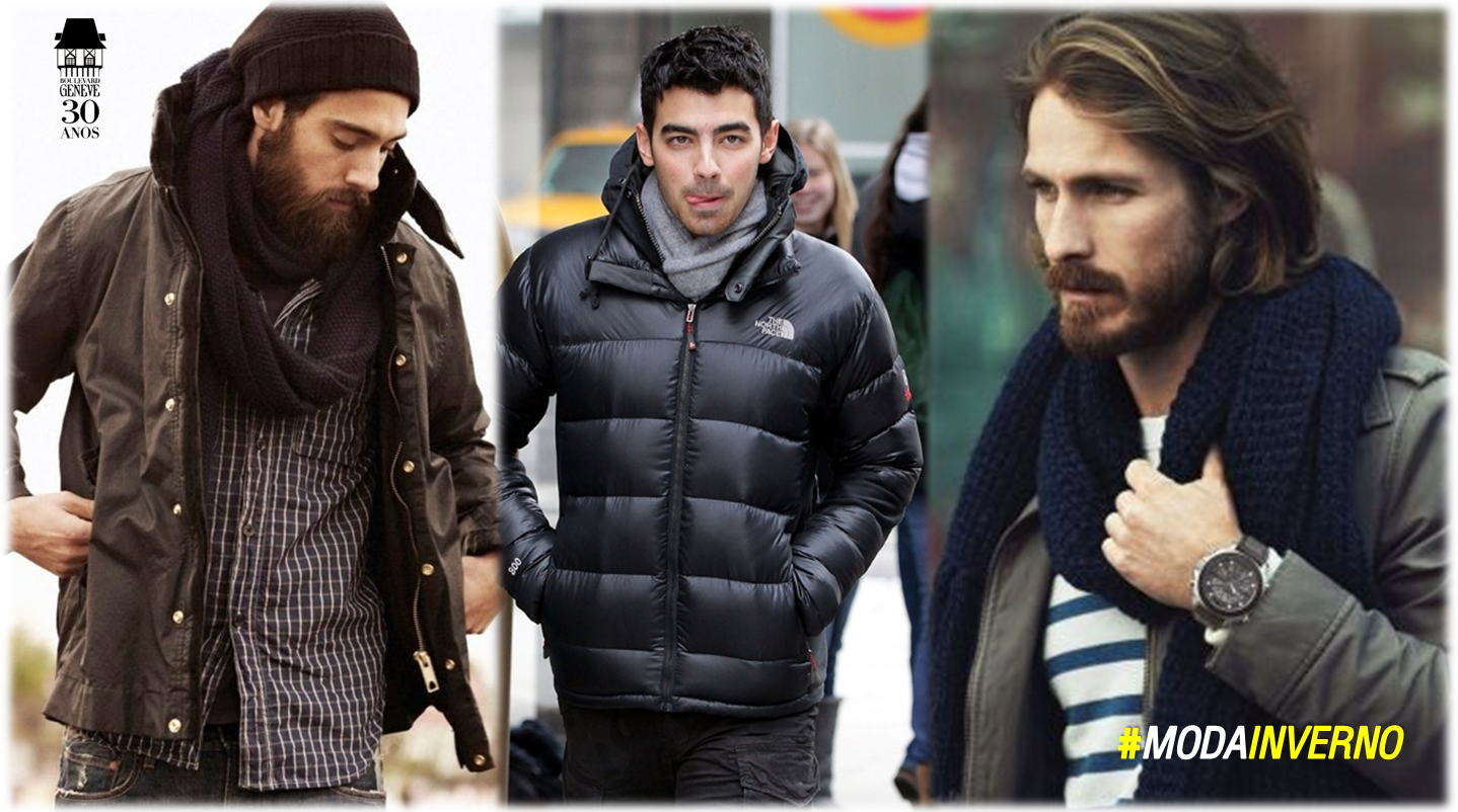4acd8cf09 Looks masculinos de inverno
