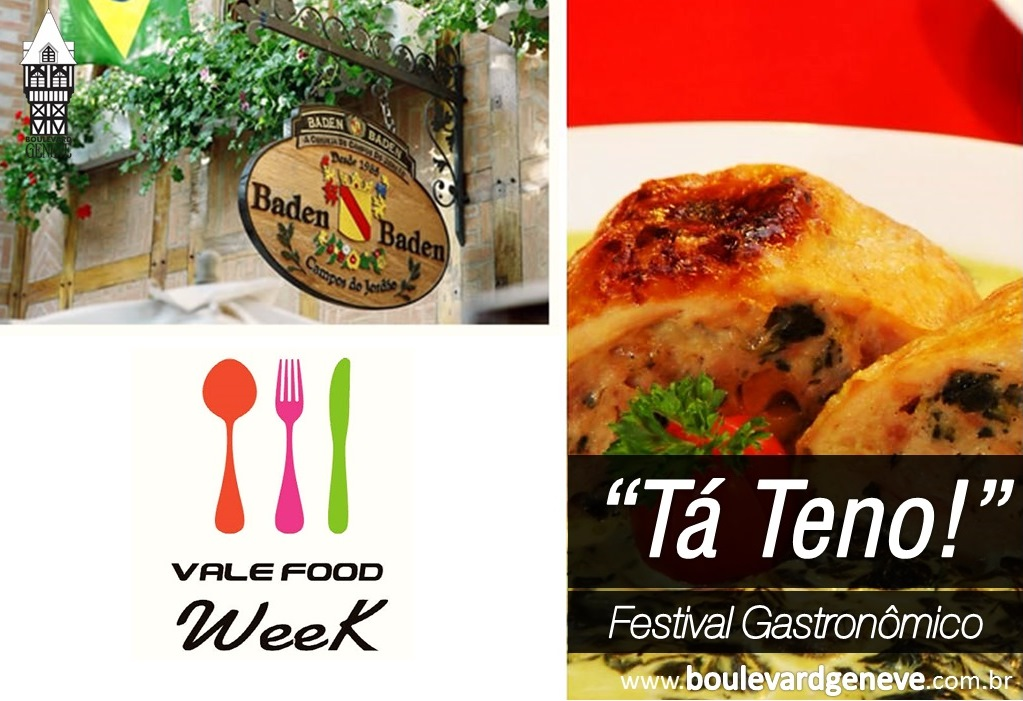 vale food week blog