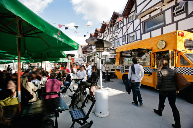 Capivari Food Trucks