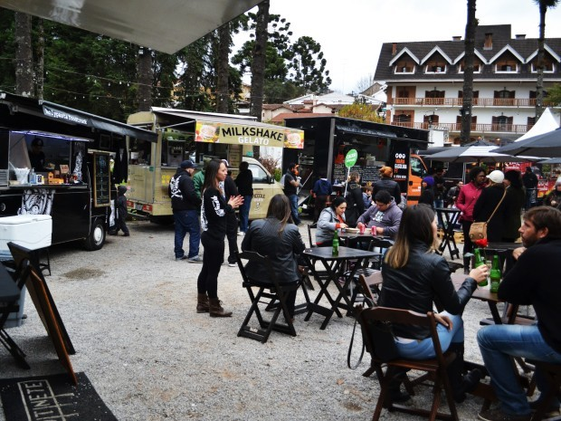 Food Truck Winter Festival