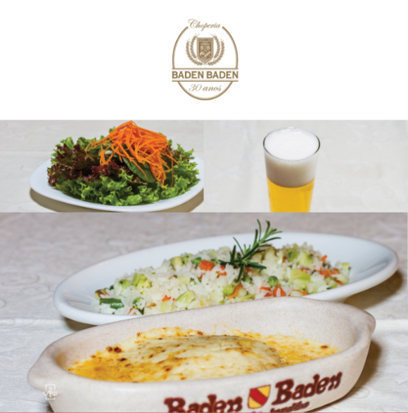 Baden Baden no Vale Food Week 2015
