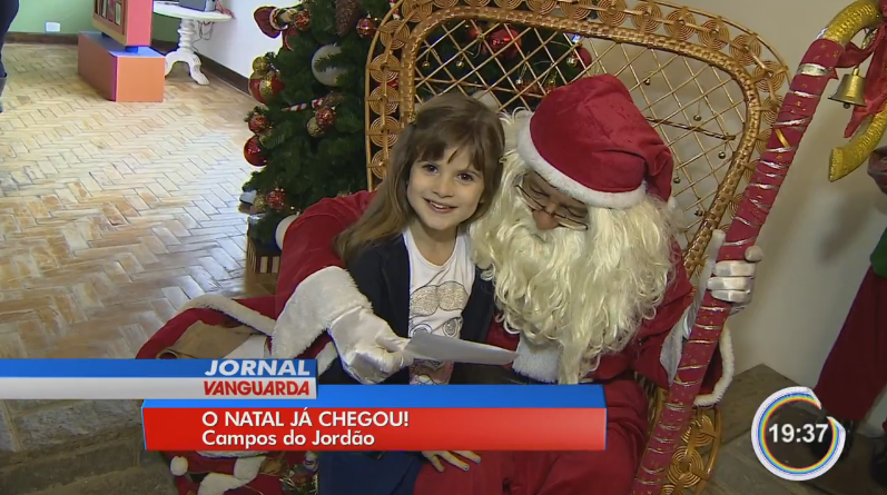 Casa do Papai Noel - Vila de Natal - Campos do Jordão