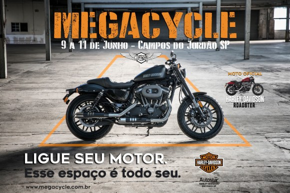megacycle 2017 Campos do Jordão